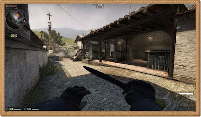 Counter Strike Global Offensive Gameplay PC