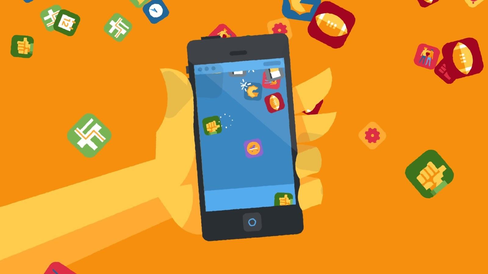 Kiếm bộn tiền từ việc bán hàng trên smart phone - hoc24h.net