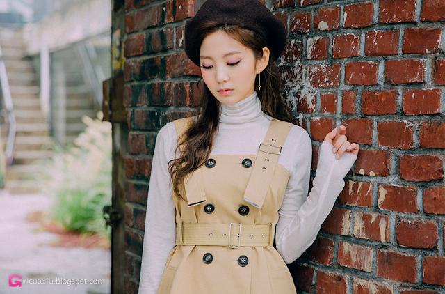 3 Lee Chae Eun -Fashion Show - very cute asian girl-girlcute4u.blogspot.com