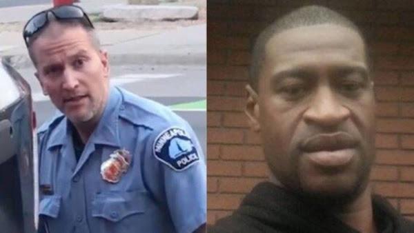 Liberan al policía que asesinó a George Floyd en Estados Unidos; Se teme lo peor