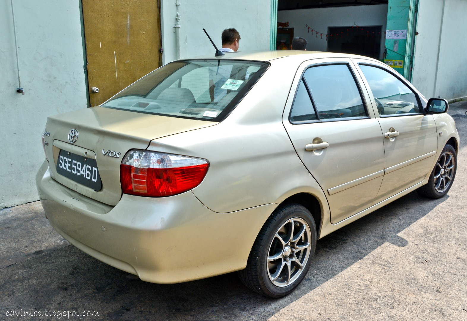 Entree Kibbles: Scrapping / De-Registering my Toyota Vios Car at ...