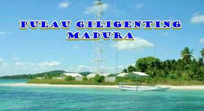 Pulau Giligenting Madura