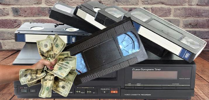 VHS,اشرطة vhs,اشؤطة