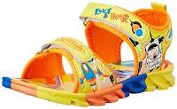 1, 2, 3, 4, 5, 6, 7, 8, 9, 10, 11 साल के बच्चों के लिए सैंडल