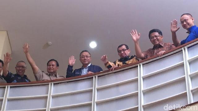 Pilkada Serentak 2018: Gerindra, PAN, dan PKS Sepakat Koalisi di 5 Provinsi