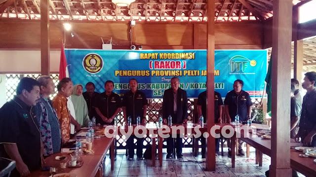 Ini Program yang Disusun pada Rakor PELTI Jawa Timur