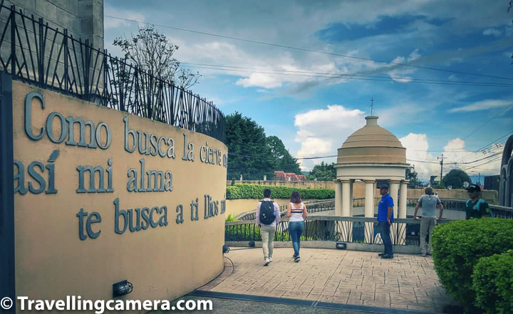 We had great time here and if you plan to visit Cartago city of Costa Rica Basilica of Los Angeles is highly recommended. Do visit and let us know how was your experience through comments section below.