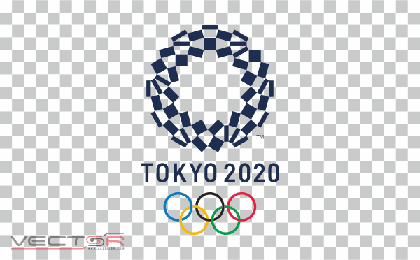 Tokyo 2020 Olympics Logo - Download .PNG (Portable Network Graphics) Transparent Images