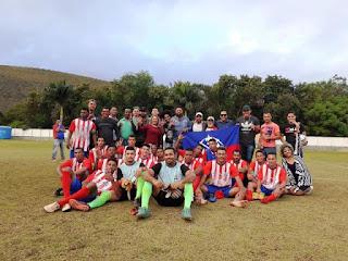 Itaetê empata com Palmeiras