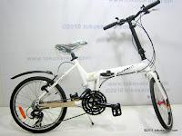 1 Sepeda Lipat ELEMENT SIGNATURE 21 Speed Shimano 20 Inci