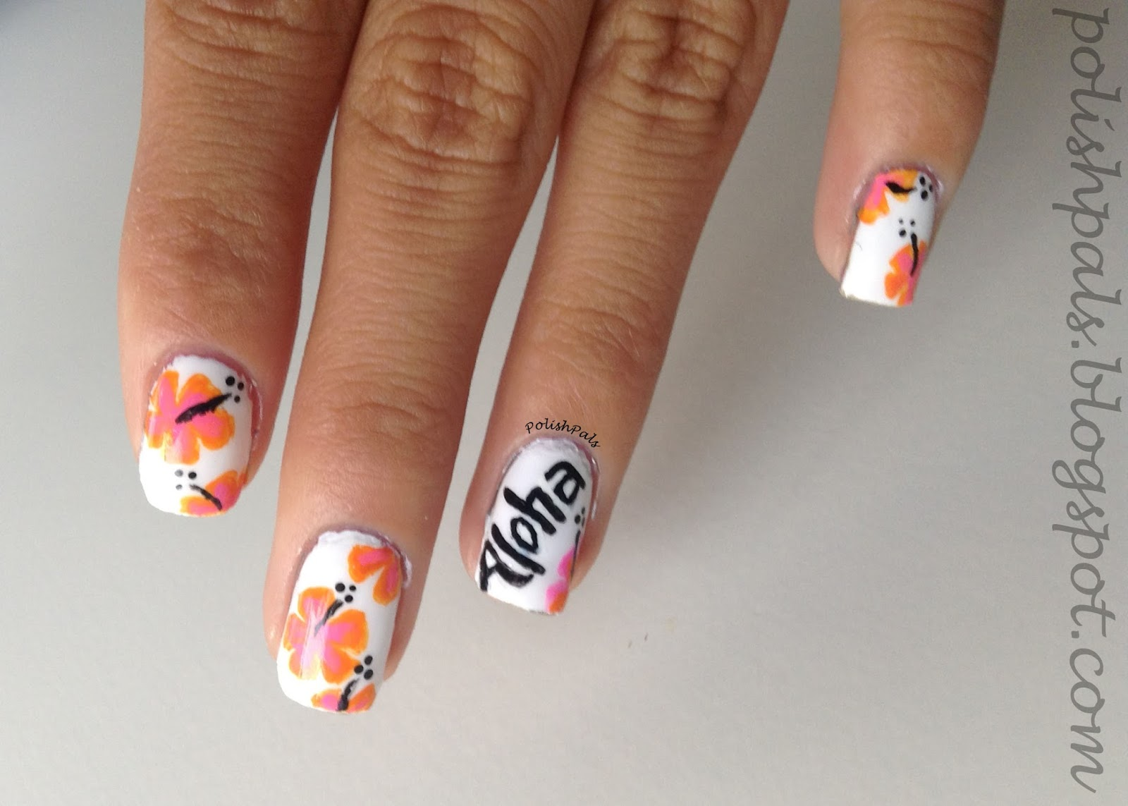 Hawaiian Nail Ideas | Joy Studio Design Gallery - Best Design