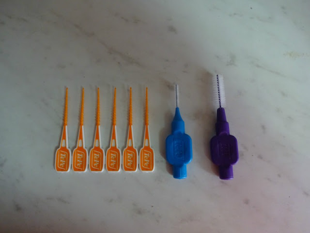 My TePe Interdental Brush Experience
