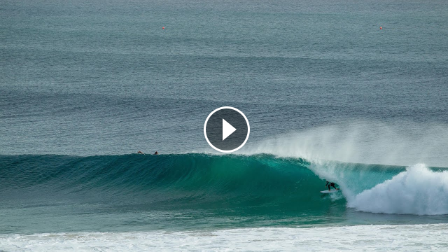 Two Days Of Crazy May Waves On The Gold Coast