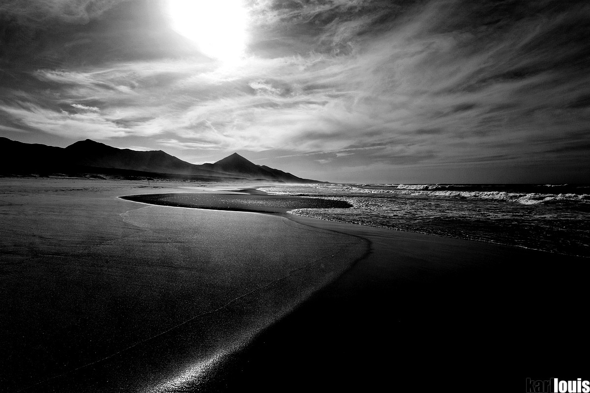 Cofete (Canary Islands, Fuerteventura) - March 2012 - Karl Louis