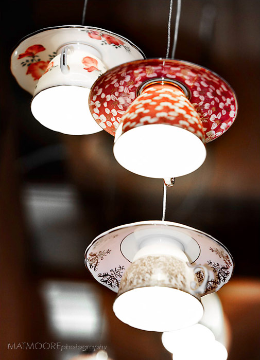 Same Tutorial Can Be Applied To Make Hanging Tea Cup Lights As Designed By Gregory Bonasera