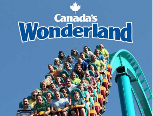 Discounts average $12 off with a Canada's Wonderland promo code or coupon. 21 Canada's Wonderland coupons now on RetailMeNot.
