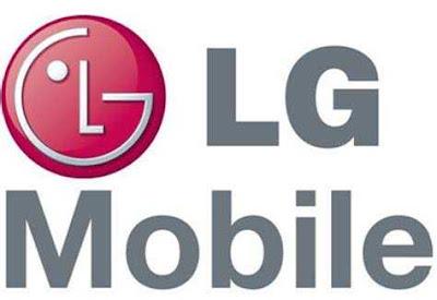 Logo lg mobile