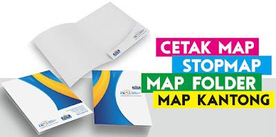 cetak map kantong, map folder, stopmap