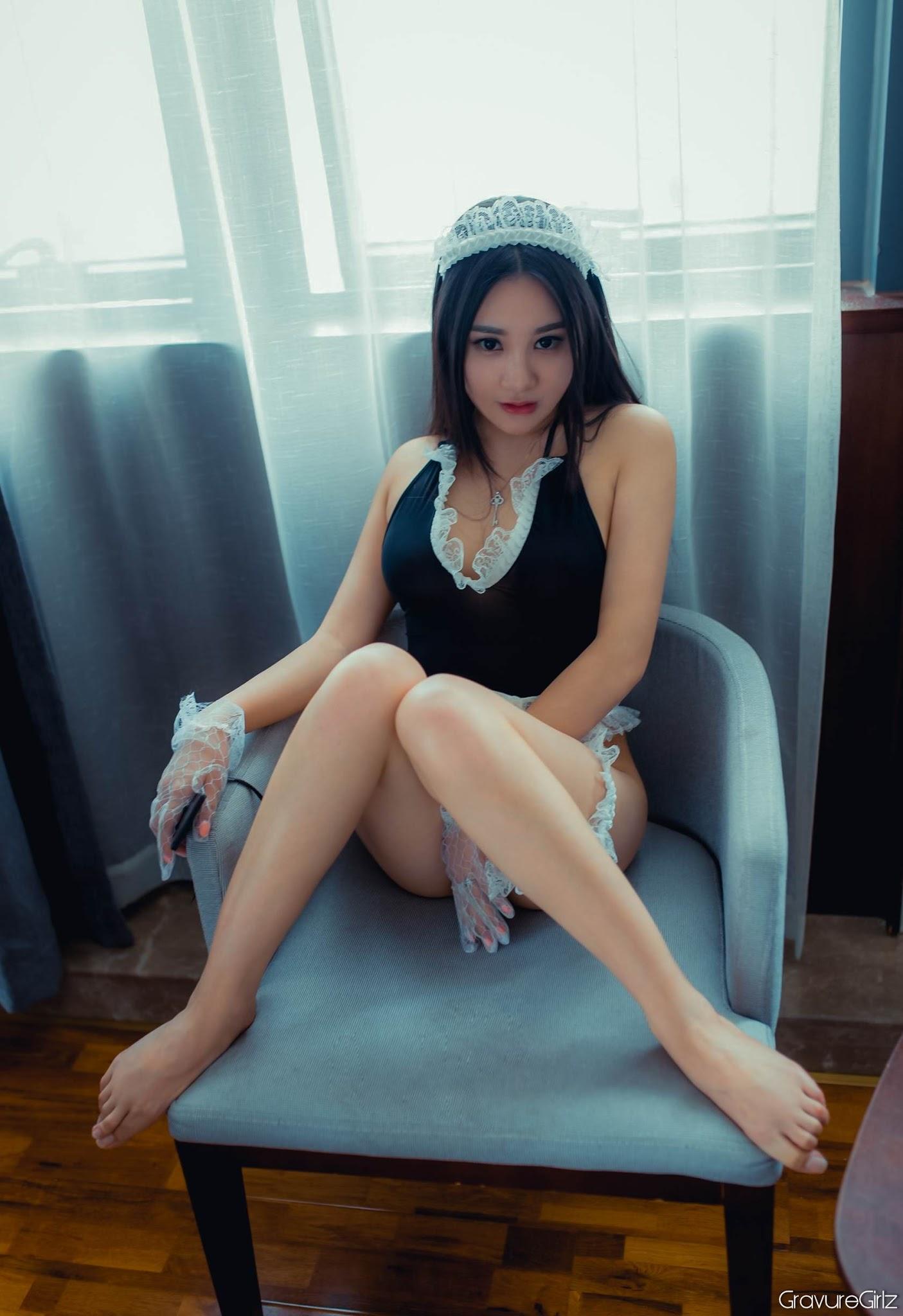 Kiren Cheng 程程 TGOD推女神