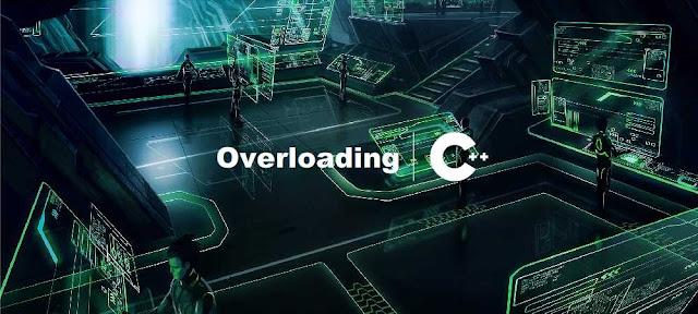 Pengertian dan Contoh Function Overloading C++ - Belajar C++