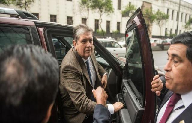Morre o ex-presidente peruano Alan García