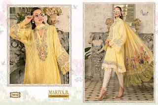 Shree Fab mariya B lawn Collection vol 2 pakistani Suits wholesale