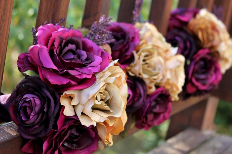 LOVE, The Beauty Of The Soul: Wedding Bouquet Collections