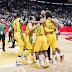 Brasil se classifica para a próxima fase da Copa do Mundo de Basquete