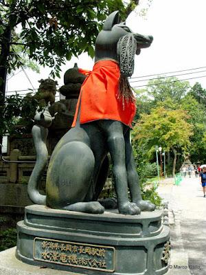 TEMPLO FUSHIMI INARI-TAISHA, KIOTO. JAPÓN