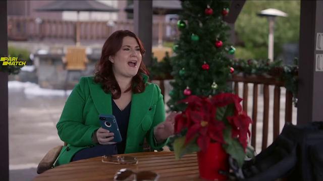 Christmas On The Menu 2020 Dual Audio Hindi [Fan Dubbed] 720p HDRip