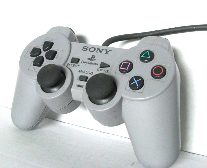 How To Make PS1 Controller Work On a PS2 Games Console ~ 3g