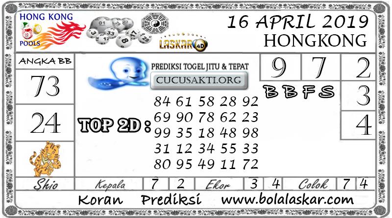 Prediksi Togel HONGKONG LASKAR4D 16 APRIL 2019