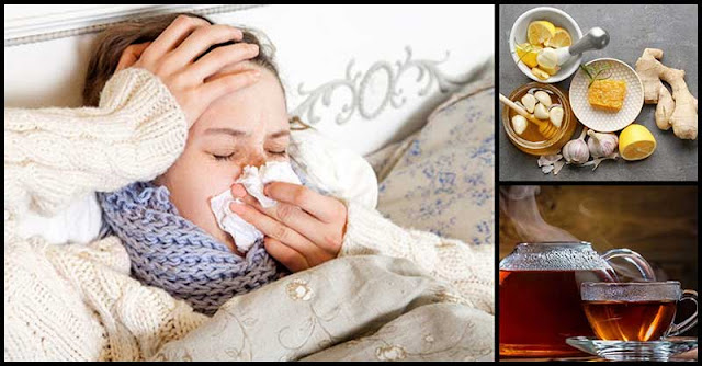 Foods To Eat When Suffering From Cold and Flu