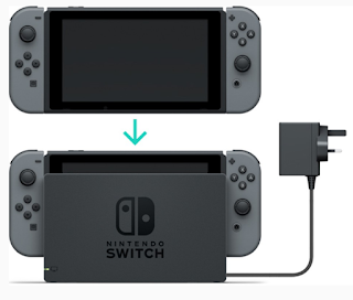 Switch Pro Controller Dock