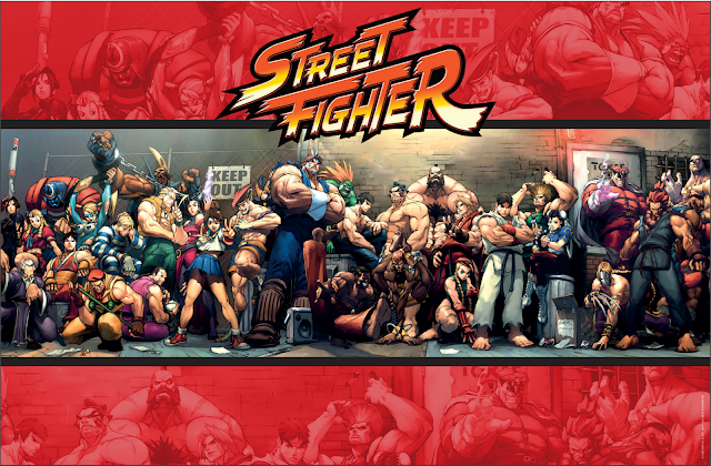 Street Fighter Fanatics Collection