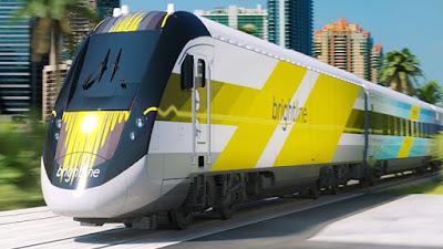 Miami suma una nueva atracción: El tren Miami - Orlando-TuParadaDigital
