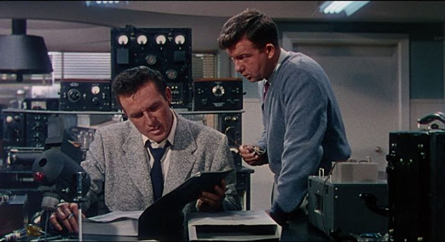 Rex Reason and Robert Nichols