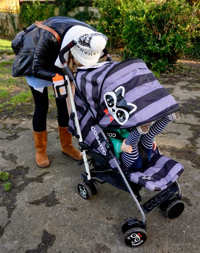 cosatto stroller review, cosatto, supa raccoon riot