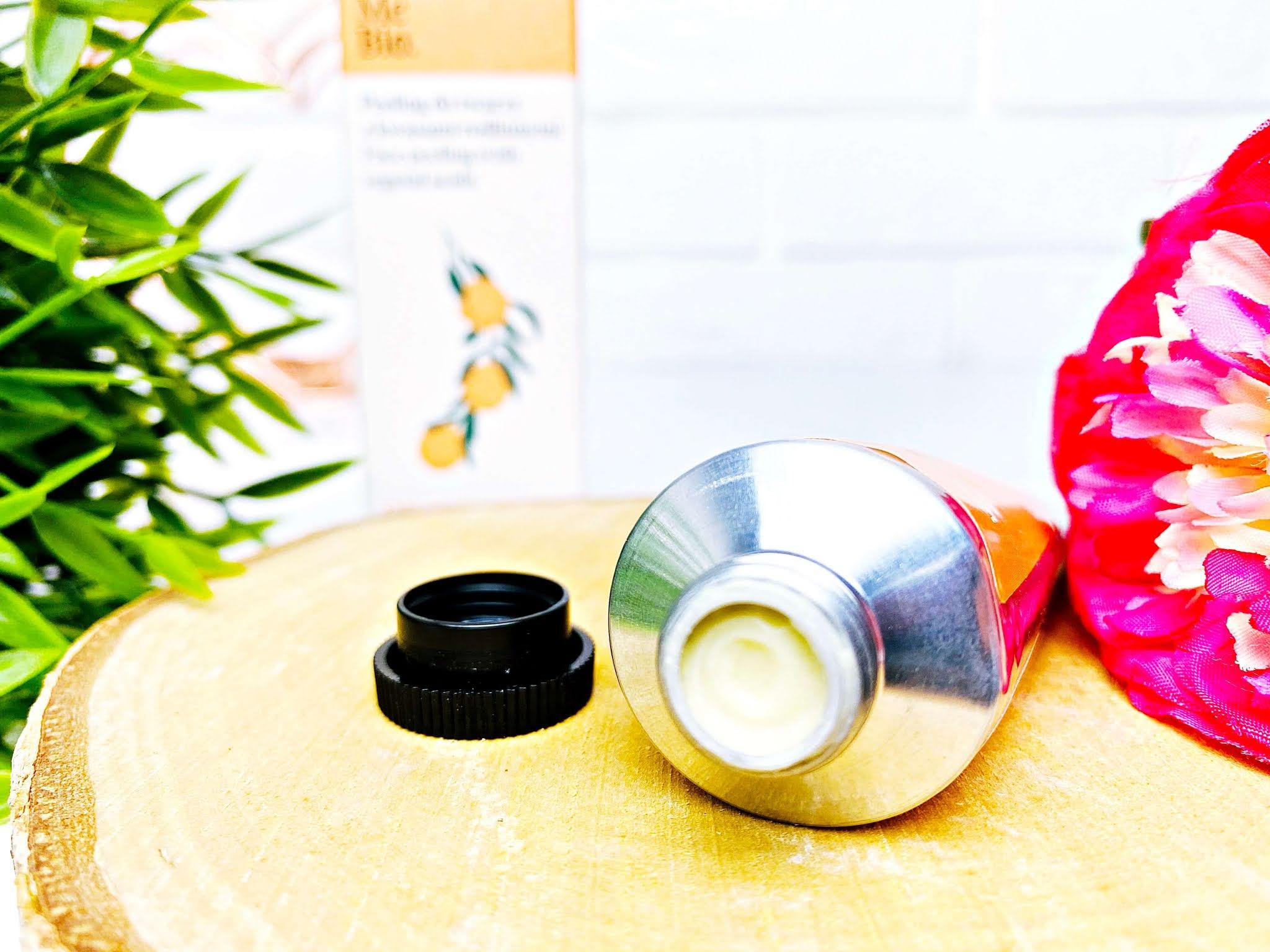 Make Me Bio peeling do twarzy z kwasami roślinnymi Orange Energy