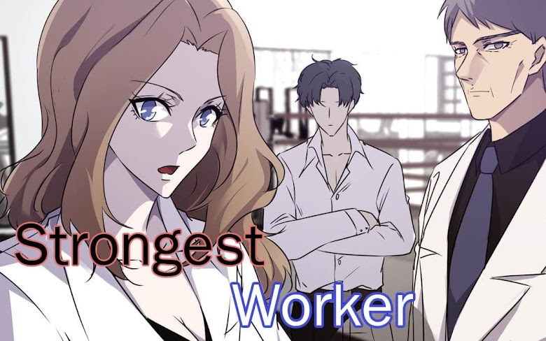 Strongest Worker - หน้า 1