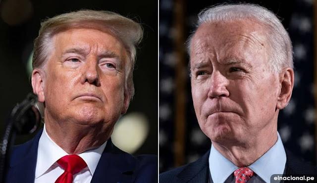 Minuto a minuto resultados elecciones EEUU 2020, Trump y Biden