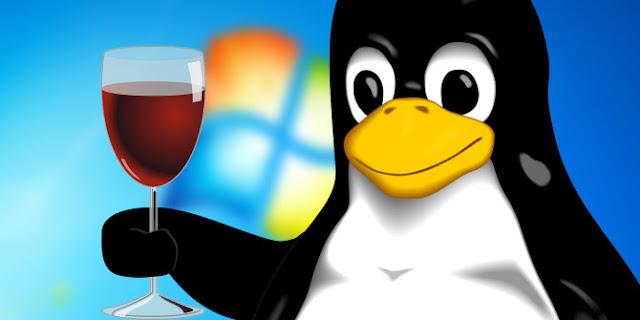Wine 5.0 Dengan Dukungan Multi Monitor dan Vulkan 1.1