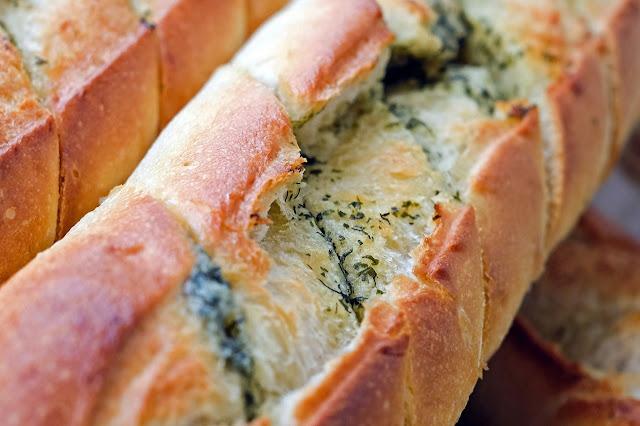 Garlic Bread - Our Health 74