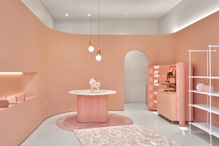La tienda más rosa de Melbourne | La Bici Azul: Blog de decoración ...