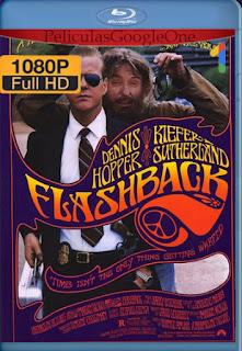 Flashback (1990) [1080p BRrip] [Latino-Inglés] [LaPipiotaHD]