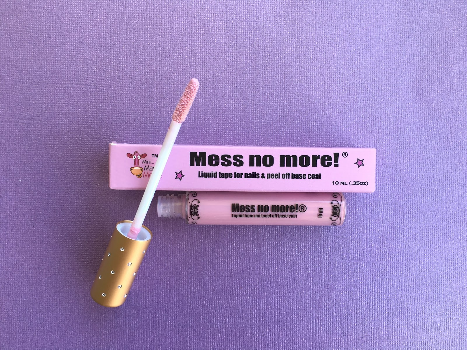 Gracefully Yours: Mess No More! Liquid Nail Tape Review