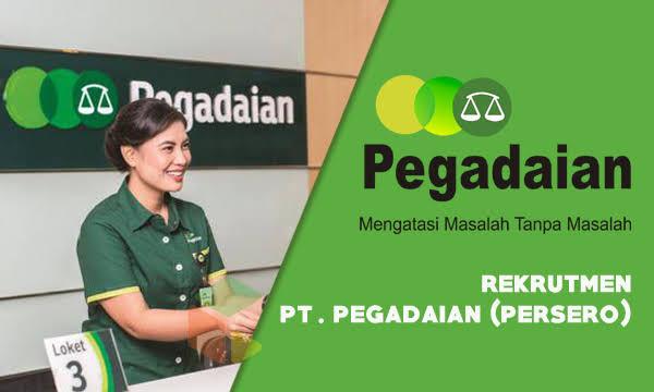 Rekrutmen Karyawan Kontrak BUMN PT Pegadaian (Persero) Tahun 2019 | Posisi: Relationship Officer dan Sales Head (Periode Oktober 2019)