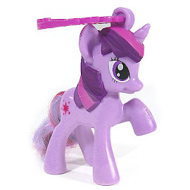 MLP Happy Meal Toy Twilight Sparkle Figure by McDonald's