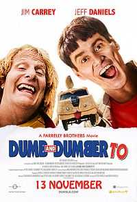 Dumb and Dumber To 2014 Hindi - Eng Dual Audio 300mb BluRay