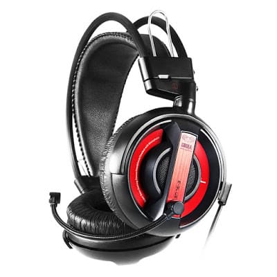 Cobra over-ear gaming Headphones (Black)